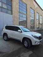 Toyota Land Cruiser Prado. автомат, 4wd, бензин, 23 000 тыс. км