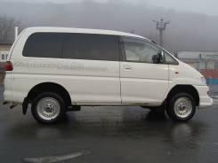 Mitsubishi Delica. автомат, 4wd, 3.0 (185 л.с.), бензин, 181 000 тыс. км
