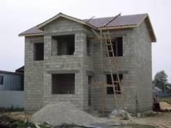 Строительство домов из отсевоблоков