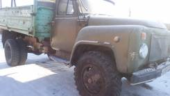 ГАЗ 53. Газ-53, 3 000 куб. см., 4 500 кг.