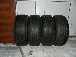 Dunlop SP Sport FastResponse. Летние, 2011 год, износ: 10%, 4 шт
