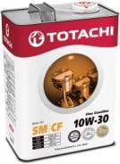 Totachi. Вязкость 10W-30, минеральное