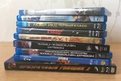 Комплект 2D Blu-Ray для фанатов комиксов Marvel и Dark Horse