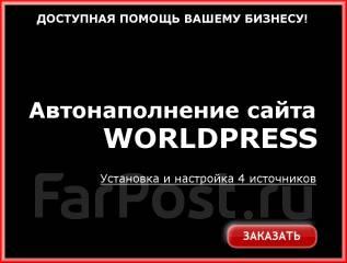 №1. Установка и настройка автонаполнения на сайт WorldPress
