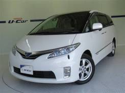 Toyota Estima Hybrid. 4wd, 2.4, бензин, б/п. Под заказ