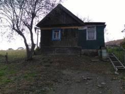 Продается дом с земельным участком в центре Шкотово. Улица Ленинская 99, р-н шкотовский, площадь дома 22 кв.м., скважина, электричество 15 кВт, отопл...