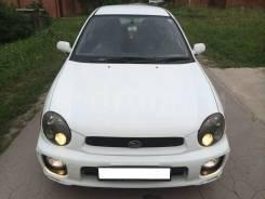 Subaru Impreza GG2. Subaru Impreza, GG2 Двигатель EJ15