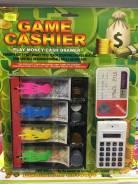 Игрушечные магазины, кассы.
