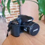 Nikon Coolpix P500. 10 - 14.9 Мп, зум: 4х