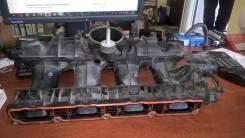 Коллектор впускной. Volkswagen Passat, 3C2 Двигатель BZB
