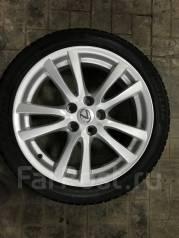 Комплект колес на Тойота Камри / Лексус 235х45хR18. 8.5x45 5x114.30. Под заказ