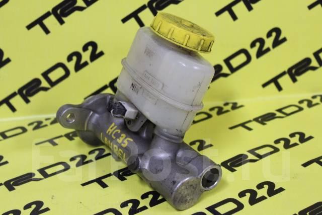 Цилиндр главный тормозной. Nissan Laurel, GNC35, SC35, GCC35, HC35, GC35 Двигатели: RD28, RB25DE, RB20DE, RB25DET