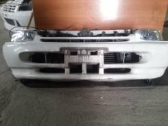 Ноускат. Toyota Starlet, EP91 Двигатель 4EFE