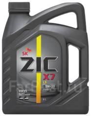 ZIC X7. Вязкость 5W-30, синтетическое. Под заказ