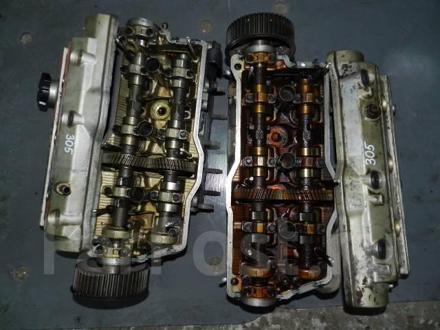 Головка блока цилиндров. Toyota Camry, VZV31, VZV30, VZV20 Toyota Vista, VZV20, VZV31, VZV30 Двигатель 1VZFE