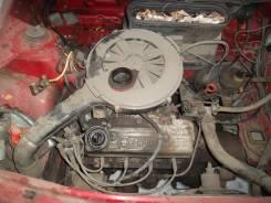 Двигатель. Skoda Felicia