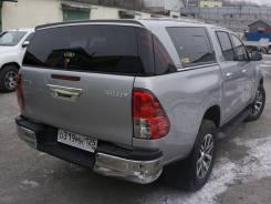Кунг. Toyota Hilux