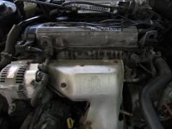 Двигатель в сборе. Toyota: Corona, Carina, Caldina, Vista, Carina ED, Corona Exiv, Camry Двигатель 4SFE