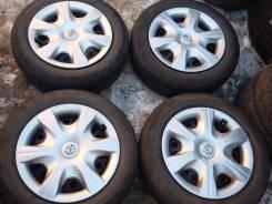 Nissan. 5.5x15, 4x100.00, ET45, ЦО 61,0мм.