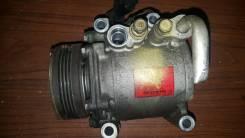 Компрессор кондиционера. Mitsubishi Pajero Mini, H58A Двигатели: 4A30, 4A30T