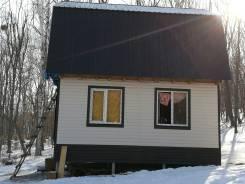 Продается земельный участок с недостроенным домом в Новом мире. 1 500 кв.м., аренда, электричество, от частного лица (собственник)