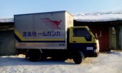 Toyota Dyna. Продам грузовик toyota dyna, 4 100 куб. см., 2 500 кг.
