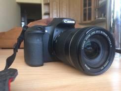 Canon EOS 60D. 15 - 19.9 Мп, зум: 3х