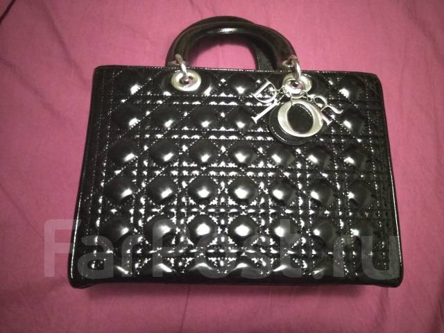 Продам сумку Dior оригинал - Аксессуары и бижутерия во Владивостоке 2a1b991eaf0