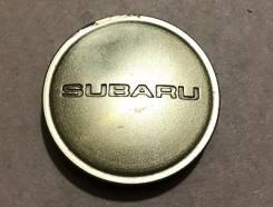 """Колпачек Заглушка Центрального Отверстия Колеса Subaru Original. Диаметр Диаметр: 17"""", 1 шт."""