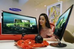 "Samsung. 23"" (58 см), технология LCD (ЖК)"