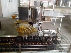 Автоматическая машина для кондитерских изделий с начинкой