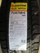 Goform GT02. Летние, 2016 год, без износа, 4 шт. Под заказ