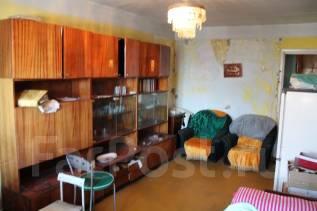 2-комнатная, улица Владивостокская 40. Железнодорожный, агентство, 55 кв.м.