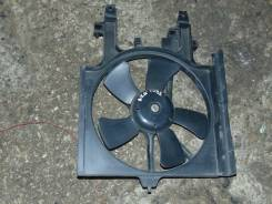 Вентилятор охлаждения радиатора. Nissan Cube, AZ10 Двигатель CGA3DE