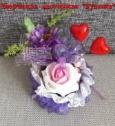 Сердца влюблённых - подарок в День Святого Валентина на 14 февраля