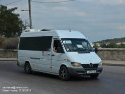 Mercedes-Benz Sprinter. Мерседес Спринтер 316, 2 700 куб. см.