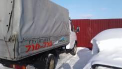ГАЗ 3302. Газ Газель 3302, 2 400 куб. см., 1 500 кг.