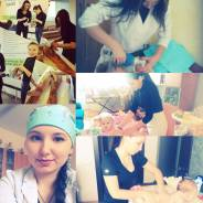 Косметолог-массажист. Средне-специальное образование, опыт работы 4 года