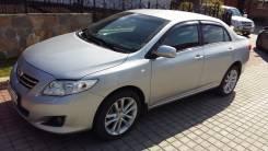 Прокат Аренда Toyota Corolla 150. Без водителя