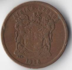 5 центов 1996г. ЮАР