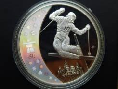 25 $ Канада 2008 Зимние олимпийские игры в Ванкувере. 2010. Ag 925