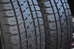 Bridgestone Dueler H/L D683. Летние, 2008 год, без износа, 2 шт