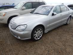 Mercedes-Benz S-Class. W220, M137