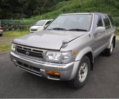 Nissan Terrano. 50
