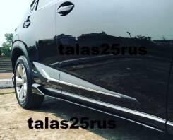 Накладка на дверь. Lexus NX200t, AGZ10, AGZ15 Lexus NX200, ZGZ10, ZGZ15, AGZ10, AGZ15