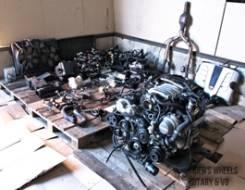 Двигатель в сборе. Toyota Celsior, UCF31, UCF30 Двигатель 3UZFE