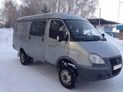 ГАЗ 2705. Газ-2705 (микроавтобус) 2011г., 2 800 куб. см., 7 мест