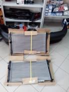 Радиатор охлаждения двигателя. Daewoo Nexia
