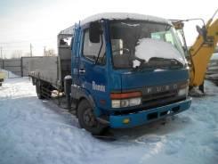 Mitsubishi Fuso. Mitsubishi fuso, 8 201 куб. см., 5 000 кг.