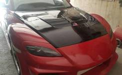 Капот. Mazda RX-8. Под заказ